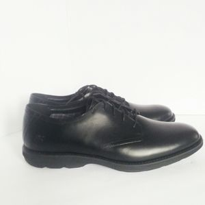 TIMBERLAND NWOT Black Leather Oxford Shoe